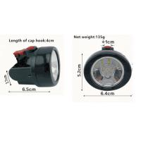 Wholesale China LED Mining Lamp Collectors KL2.5LM Cordless Headlamps 10000Lux from china suppliers