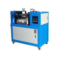 Wholesale 120mm Rubber Lab Two Roll Mixing Mill With Electrical Heating from china suppliers