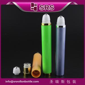 Wholesale 1/3oz 10ml viberating eye cream eye serum eye essence eye gel with roller ball from china suppliers