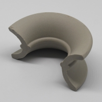 Wholesale 25mm 38mm Saddles Ring Ceramic Random Tower Packing from china suppliers