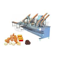 Wholesale 380pcs / Min Biscuit Processing Line , OREO Sandwich Biscuit Machine High Capacity from china suppliers