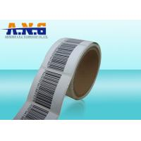 China Customized Library Passive Rfid Tags 13.56 MHz With Aluminum Etching Antenna on sale