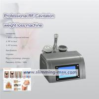 China portable Ultrasonic and RF slimming machine for sale
