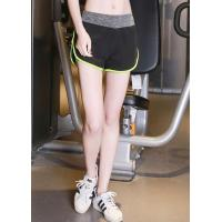 Wholesale High Strength Ladies Running Shorts , Athletic Shorts Womens Quick Drying from china suppliers
