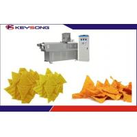 Buy cheap Fully Automatic Corn Tortilla Doritos Snacks Food Making Machinery from wholesalers