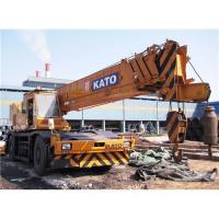 Wholesale 45TON Used Rough Terrain Crane-Kato rough terrain crane,used rough crane,used terrain crane from china suppliers