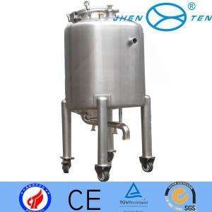 Fired Custom Vacuum Steam Storage Tank Pressure Vessel Boiler Thin Wall