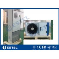 China Split Type Electrical Panel Air Conditioner Rack Mounted 2500W Cooling Capacity for sale