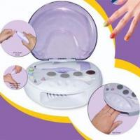 China Manicure and Pedicure Set with Nail Dryer on sale