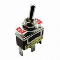 Wholesale Single Pole Amp Toggle Switch from china suppliers