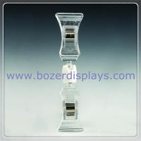 Wholesale Clear Plastic POP Rotating Sign Clip - Double-sided Grips from china suppliers
