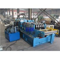 China SGS CZ Purlin Roll Forming Machine Dual Holes Punching 11 MPa Work Pressure on sale