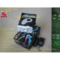 Wholesale Mini laser stage lighting with bule LED from china suppliers