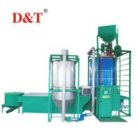 Wholesale D&T High Performance styrofoam polystyrene expansion beads making machine eps making machinery from china suppliers