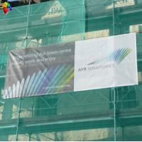 Wholesale polyester mesh fabric banner printing from china suppliers