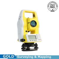 China Absolute Encoding Reflector Free Total Station for sale