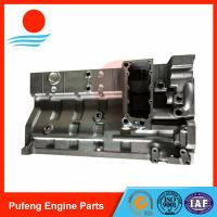 Wholesale excavator motor spare parts in China, Cummins 6CT double thermostat cylinder block C3971411 for EX200 R300-5 from china suppliers