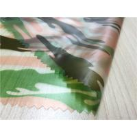 Wholesale Camouflage Printed Waterproof Tpu Fabric 0.15mm Thickness For Boys