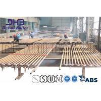 China Industry Complicated Super Heater Coil Compact Energy Saving Non Waste Alloy Steel for sale