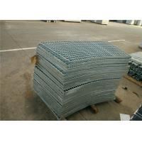 Wholesale Durable Loading Docks Heavy Duty Steel Grating 8mm X 8mm Cross Bar Size from china suppliers