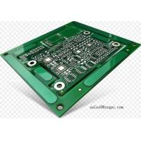 China FR4 1.6mm HASL 1 OZ 4 layer PCB printed circuit Board Squre For Temperature Controller for sale