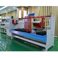 Best HighAccuracy Semi Auto BOPP Tape Roll Cutting Machine For PVC And FoamTape wholesale