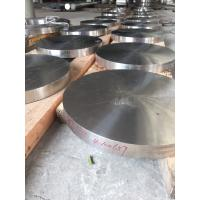 Best DN500 Metal Forged Steel Products , Open Die Forging Steel Heavy Cylinder Manufacturing wholesale