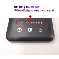 Wholesale 6W 5V Dimmable LED Table Lamp , Wireless Charging Desk Lamp With USB Port from china suppliers