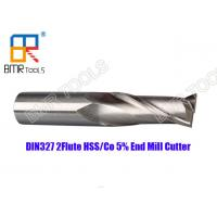 China BMR TOOLS DIN327 End Mill Cutter HSS Material 2mm to 40mm for metal milling on sale