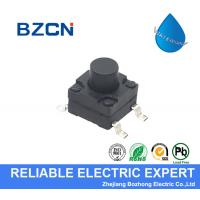Vertical Press Waterproof Tactile Switch Stainless Steel Terminal Material for sale