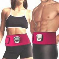 Wholesale Slimming Neoprene Belts with LCD and Four Silicone Conducting Patches from china suppliers