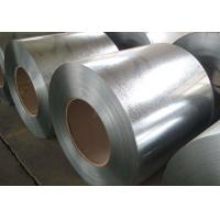 ASTM A653 Grade 37 Hot Dipped Galvanized Steel Coil Z40 - Z275 Zinc Coating