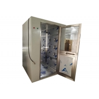 Wholesale CE Electronical Interlock Cleanroom Air Shower Stainless Steel 304 from china suppliers
