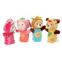 Buy cheap Hand Puppet Plush Bear Toy from wholesalers