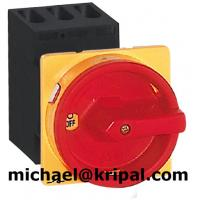 Panel mounted isolating switch for sale