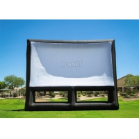 Wholesale 0.4mm PVC Inflatable Movie Screen Billboard For Advertising from china suppliers