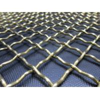 Wholesale Bright Steel PVC Coated Screen Metal Mesh Diamond For Mechanical Protecting from china suppliers