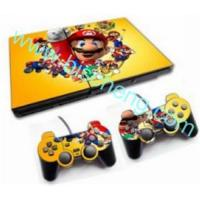 Wholesale PS2 Slim Skin sticker with 2pcs controller skins from china suppliers
