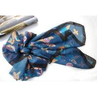 Wholesale Digital Print Silk Scarf from china suppliers