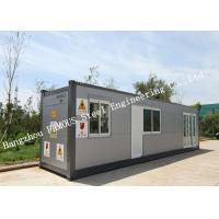 Buy cheap Customized Modified Prefab Storage Containers Sandwich Panels Easy Installation from wholesalers