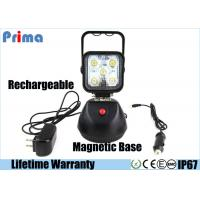 China Rechargeable LED Work Lights With Magnetic Base Dimmable Style 15W Power on sale