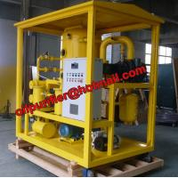 Wholesale Double Stage Vacuum Oil Purifier Machine, Transformer Oil Dual Distillation System from china suppliers