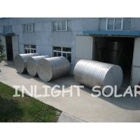 10tons Stainless Steel Large Solar Water Heater Tank For Solar Hot Water Project for sale