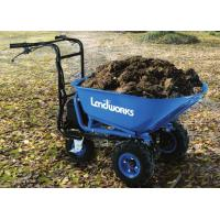 Wholesale Electric Power Barrow Landscaping Power Equipment For Construction Site from china suppliers
