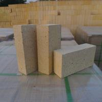 Buy cheap Fire Proof 230*114*65mm Refractory Fire Bricks 55% Al2o3 , Furnaces And Kiln Bricks from wholesalers