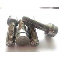 Wholesale UNS S31803 S32205 Duplex Stainless Steel Fasteners DIN1.4462 2205 Bolt Nut Stud Washer Thread Rod from china suppliers