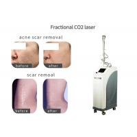 China Vertical Stretch Mark Removal Laser Machine , Laser Skin Care Machine With Air Cooling for sale