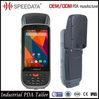 Wholesale IP65 Laser Handheld RFID Reader , Portable Data Terminal Barcode Scanner Android from china suppliers
