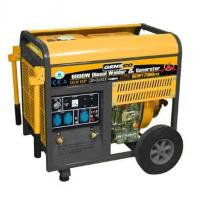 Wholesale Electric power portable silent diesel & gasoline generator (genset) & welder machine from china suppliers