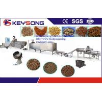 Wholesale Full Automatic Pet Food Making Machine Good Performance Long Service Life from china suppliers